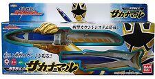 Bandai Power Ranger Shinkenger DX SAKANAMARU Samurai Sushi Sword Morpher