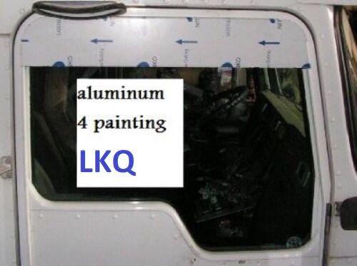 KENWORTH UPPER DOOR TRIM PAIR ALUMINUM CHOP TOP TRIM K-2051-A