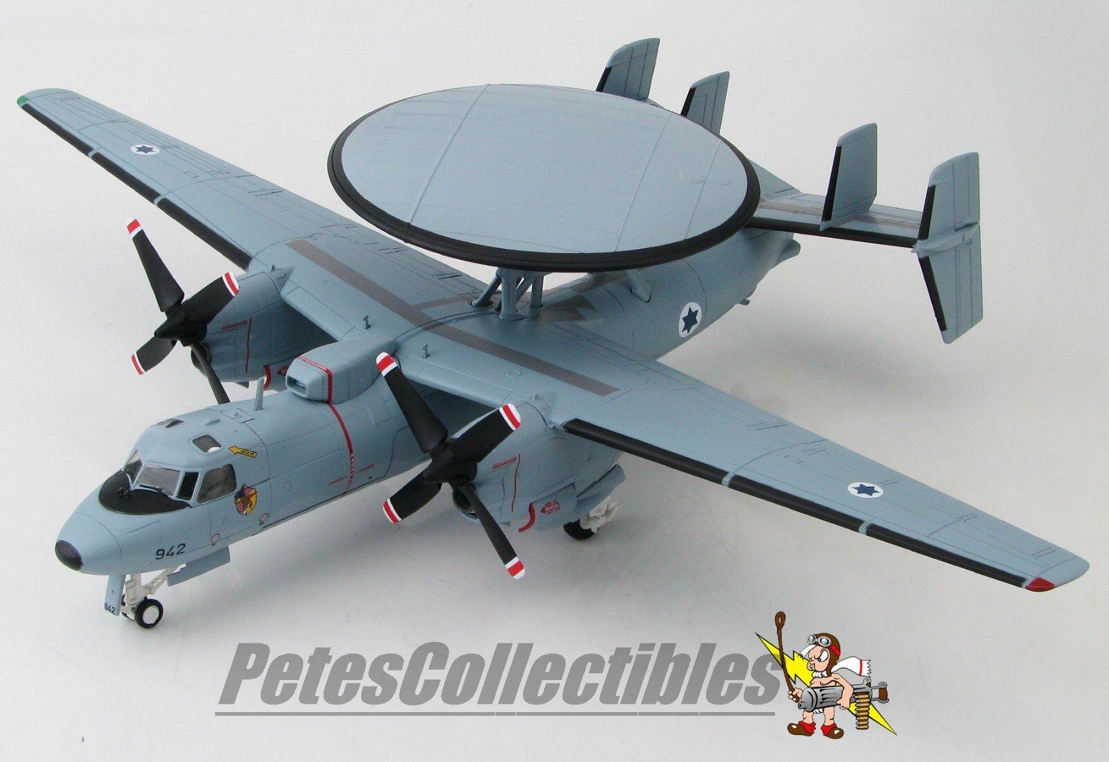 Hobby Master HA4805 Northrop Grumman E-2C Hawkeye 942 Israeli Defense Force 1 72