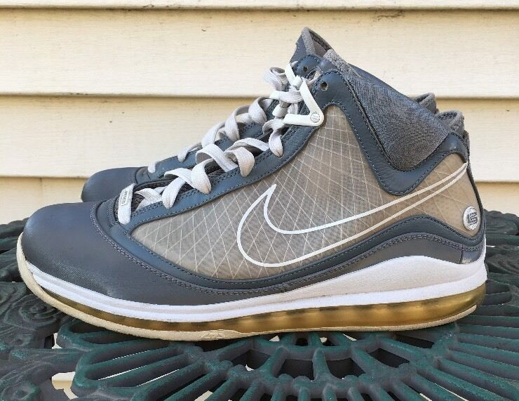 Nike Lebron 7 Cool Grey 12 The most popular shoes for men and women