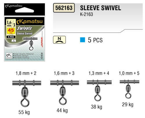 KAMATSU K-2163 SLEEVE SWIVEL SWIVEL WITH CROSS LINE TUBE LAUFWIRBEL MIT TUBE