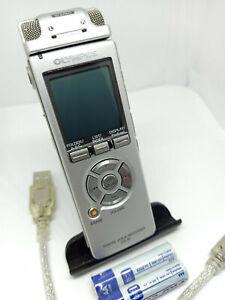Olympus-DS-40-Digital-Voice-Recorder-Dictaphone-Dictation-Machine-USB-MP3-WMA