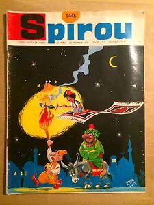 SPIROU-1445-decembre-1965