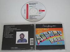 BRUCE SPRINGSTEEN/GREETINGS FROM ASBURY PARK, N.J.(COLUMBIA CD 32210) CD ALBUM