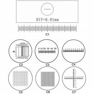 Microscope-Eyepiece-Measurement-Calibration-Slides-Microscope-Stage-Micrometer