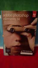 Adobe Photoshop Elements 14 for Windows or Mac OS