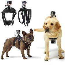 Animal Hound Fetch Dog Harness Mount Chest Strap Belt for GoPro Hero 1 2 3 3+ 4