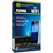 FLUVAL PRO 2.0 WIFI LED CONTROLLER FOR FLUVAL AQUARIUM LED LIGHTS - APPLE ANDOID