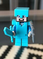 LEGO MINECRAFT 21124 STEVE MINI FIGURE MUST SEE!!! check pictures!!!