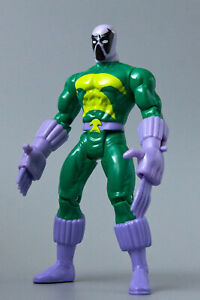 1995-ToyBiz-Spider-Man-THE-PROWLER-Action-Figure-No-Accessory-Free-Shipping