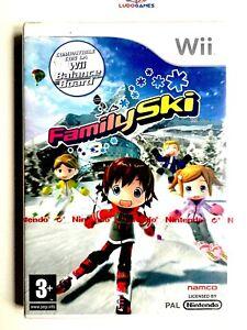 Family-Sky-Pal-Spa-Wii-Scelle-Neuf-Scelle-Produit-Parfait-Etat-Nouveau-Retro