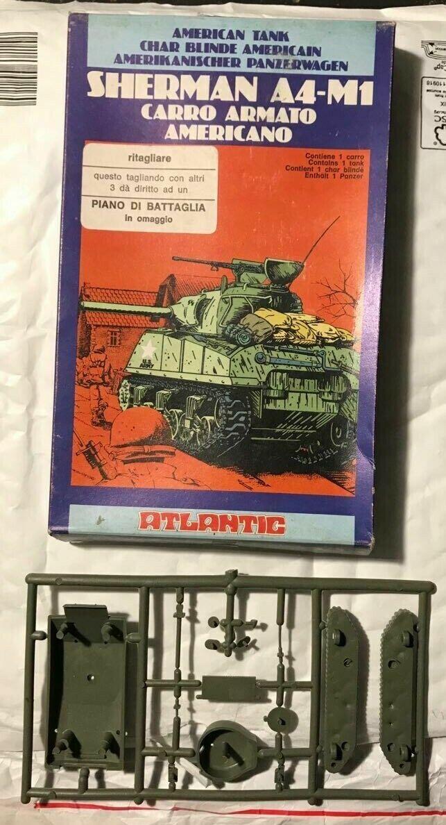 Atlantic ho 4604 American shelman A4 M1 Cyelo Amato ottico