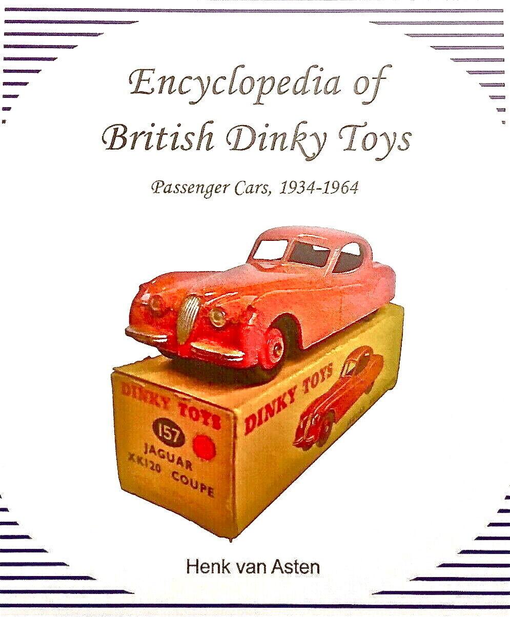 Grand Livre Meccano Dinky Toys Anglais, voitures tourisme 491 pages 2375 photos