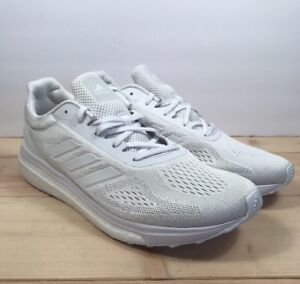 Details about Adidas Response Boost LT Trainer Athletic Shoes Mens size 12  Off-white/white