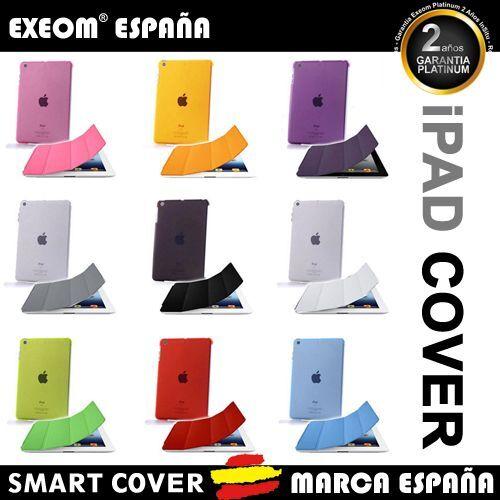 Funda para Apple iPad 2 3 4 Mini 1 2 3 4 Air 1 2  Pro Smart Cover Colores    eBay