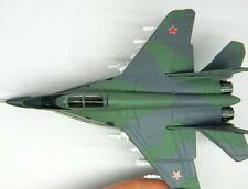 1:150 Mikoyan MiG-25P Soviet Aircraft Militärflugzeug Diecast model 6 DeAgostini