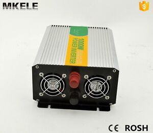 1000W DC12V to AC220V Modified Sine Wave Off Grid Power Inverter
