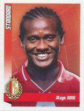 N°361 ALOYS NONG # CAMEROON STANDARD LIEGE STICKER PANINI FOOTBALL 2011