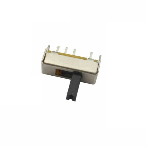 20PCS SS13D07 Slide Switch 1P3T 4Pin W// Handle 6mm 3 position f DIY Electronic C