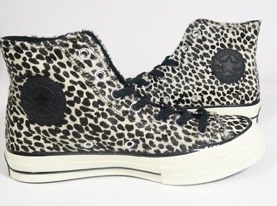 Converse Chuck Taylor All Star 70 High Top Cheetah Pony Hair 157621c Stahlbau 6 10 | eBay