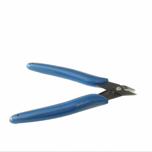 CE3D 170 Flat Pliers Outlet Forceps Electrical Wire Cutting Sturdy Side Clamp