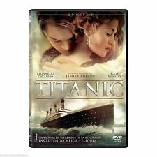 NEW - 2 DISCS  Titanic DVD NEW Leonardo DiCaprio ALTERNATIVE ENDING SHIPPING !!