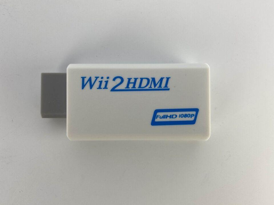 Nintendo Wii, HDMI Converter til Wii