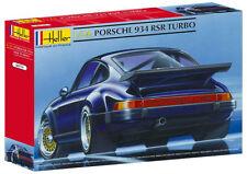Oldtimer 1:24: Porsche 934 (Bausatz Heller 80714)