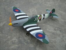 HAIKONG SPITFIRE 25E 48.6 INCH Electric RC Wooden Model Airplane A041 NEW