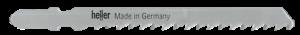 Kalksandstein PVC 240031 75mm für Aluminium Heller Stichsägeblatt-Set 5-tlg