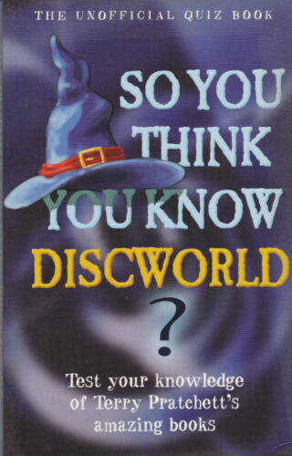 1 of 1 - Discworld by Clive Gifford (Paperback, 2006)