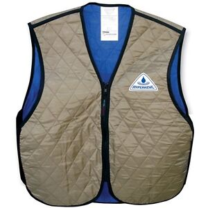 93fab2e4cbe27 Image is loading TECHNICHE-EVAPORATIVE-COOLING-VEST-HYPERKEWL -MOTORCYCLE-SPORTS