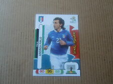 Carte adrenalyn panini - Euro 2012 - Italie - Andrea Pirlo - Star Player