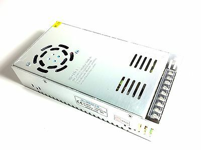 24V DC 15A 360W Regulated Switching Power Supply for REPRAP 3D LED Strip Light