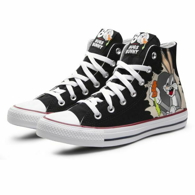 Size 11 - Converse Chuck Taylor All Star High x Looney Tunes 80th ...