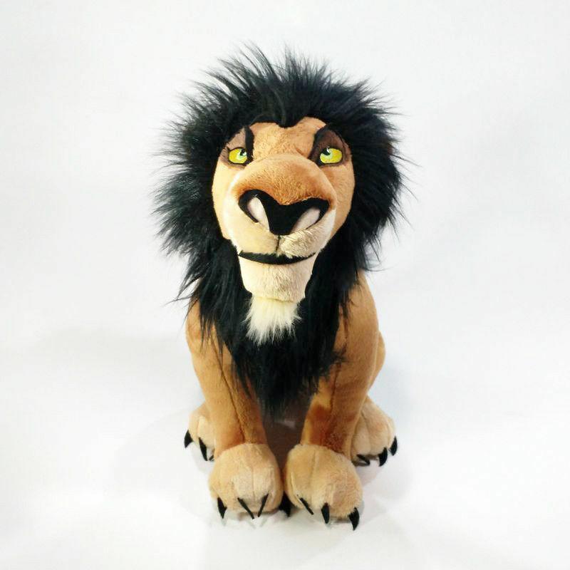 The Lion King SCAR SCAR SCAR Plush Toys Lion Animal Plush 13  Toys 73408f