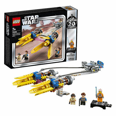 LEGO Star Wars 75258 Anakins Podracer 20th Anniversary Age 7+ 279pcs