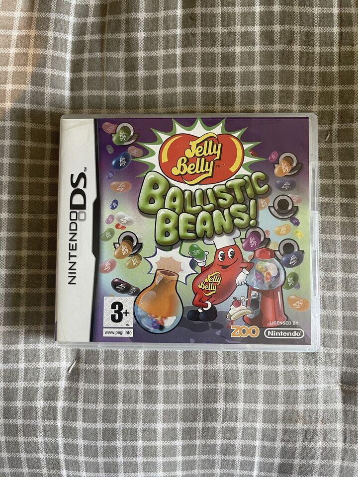 Jelly Belly Ballistic Beans !, Nintendo DS, anden genre