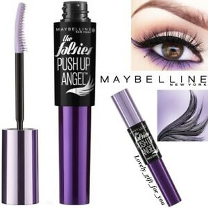 9c8bcff3bbb Caricamento dell'immagine in corso NEW-Maybelline-The-Falsies-Push-Up-Angel- Mascara-