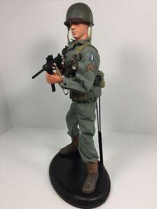 1/6 Dragon Us 77e Div Inf    Pistolet à graisse Sgt Okinawa Ww2 Bbi Did 21  hacksaw Ridge