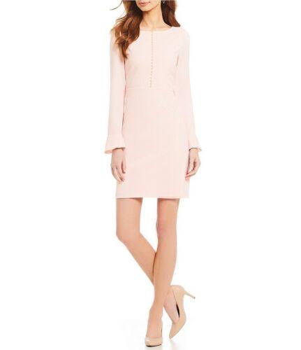 Karl Lagerfeld Neu mit Etiketten Eleganz @ Its Best Rose Rosa Etuikleid 2,4,6,8,
