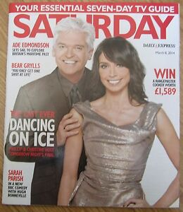 Christine-Bleakley-on-the-final-Dancing-on-Ice-Saturday-magazine-8-March-2014
