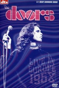 The-Doors-The-Doors-Live-in-Europe-1968-New-DVD-Dolby-Digital-Theater-Syst