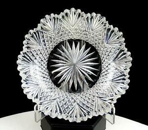 ABP-BRILLIANT-PERIOD-CUT-CRYSTAL-STRAWBERRY-AND-FAN-SCALLOPED-5-7-8-034-DISH-1860