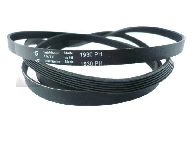 Cinghia 1930h6 1930ph6 1930 h6 pH 1930h 6ph1930 Tumble Dryer Drive Belt