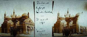 Fotografie Basilika st. Antonio Padova Basilica Di Sant'Antonio Padova 1910