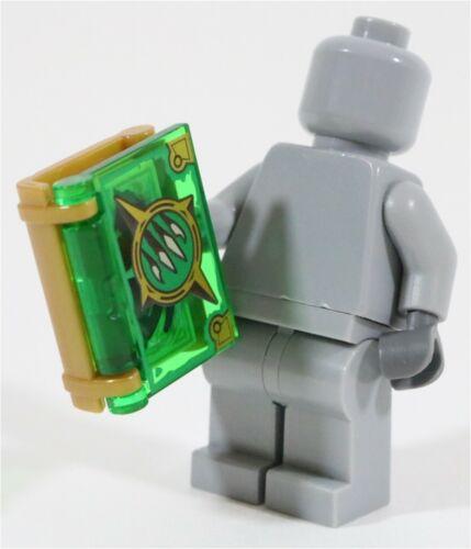 Lego 1 x Legs Leg For Minifigure Figure Dark Earth Blue Pocket Belt Jeans