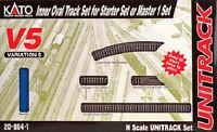 Kato Unitrack N Scale Inner Oval V5 20-864-1