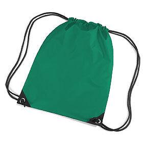Ultima Raccolta Di Kelly / Irish Verde Cordino / Tote / Zaino / Pe / Palestra / Nuoto / Scuola Borsa-e/backpack/pe/gym/swim/school Bag It-it