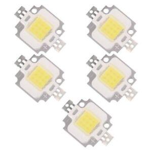 5-X-LED-natura-modulo-bianco-LED-lampadina-10W-20000K-9-12V-900LM-W2K7